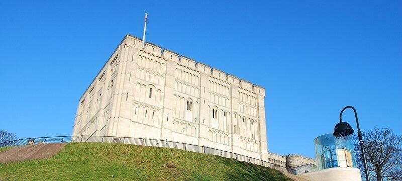 Historic Norwich Castle