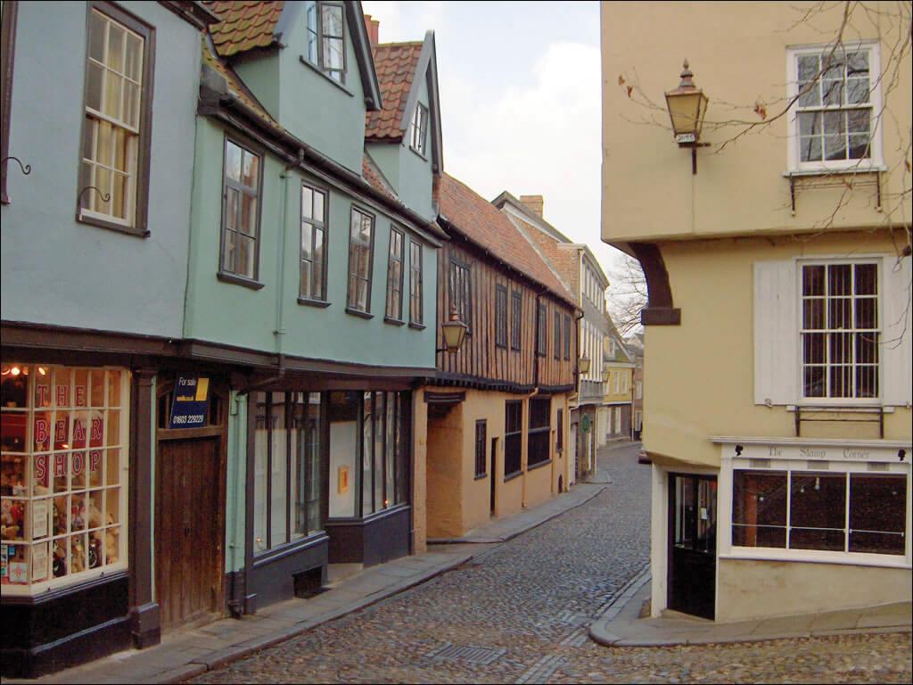 The Lanes Norwich - Teddy Bear Shop